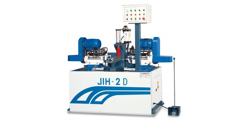 JIH-2D -Double Head Drilling Machine