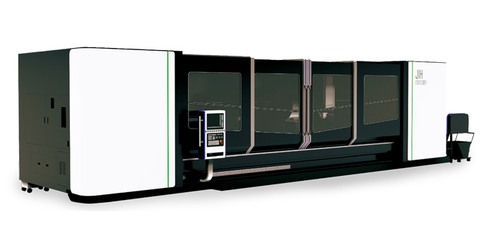 JIH-CNC H Type CNC Machining Center