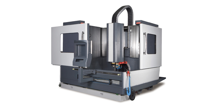 JIH-CNC800 SD 5 Type 5-Axes CNC Machining Center
