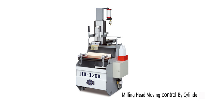 JIH-170H Copy Milling Machine