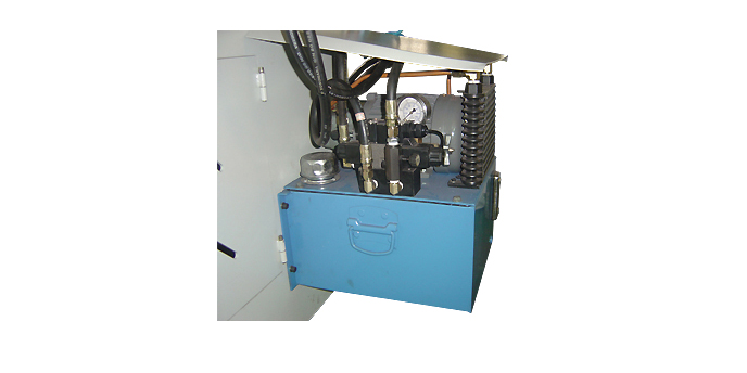 Hydraulic Power Unit For Feeding System