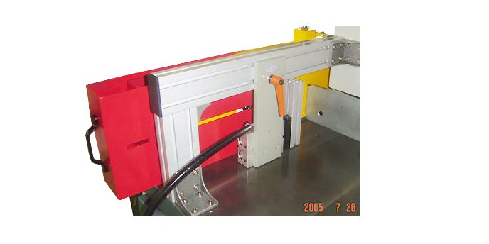 JIH-24 (Serise) Horizontal Clamps