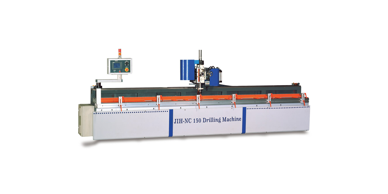 JIH - NC 150 NC Automatic Drilling Machine