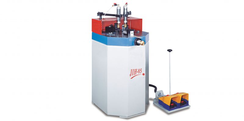 JIH - 85 / 85H Corner Jointing Machine